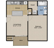 Lovely 500 Square Feet Apartment Floor Plan My Web Value